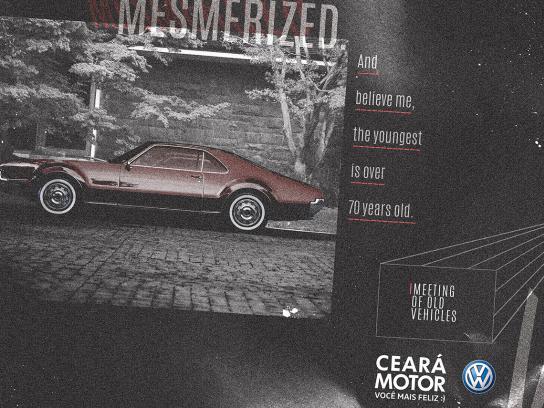 Ceará Motor Print Ad - Classic Cars - Parade