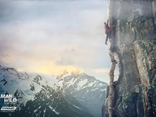 Prime TV Print Ad -  Climb
