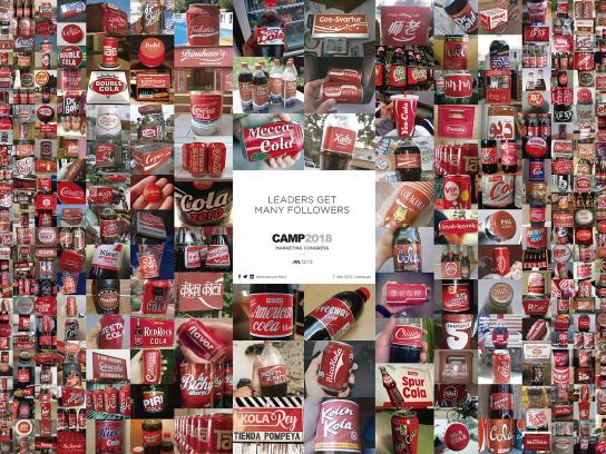 CAMP2018 Print Ad - Followers, 2