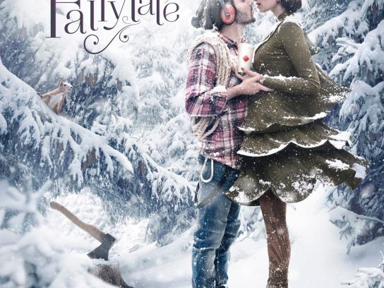 Coffee Inn Print Ad -  Forest Fairytale