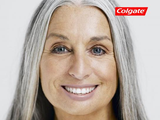 Colgate Print Ad - White Teeth, 2