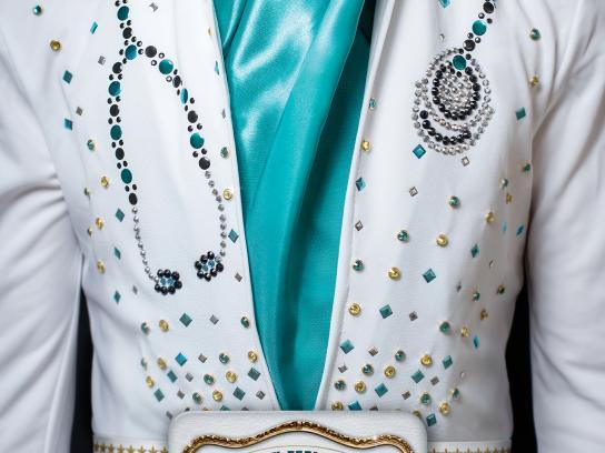 Collingwood Elvis Festival Print Ad -  Doctor