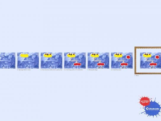 Colsubsidio Print Ad -  Mirò