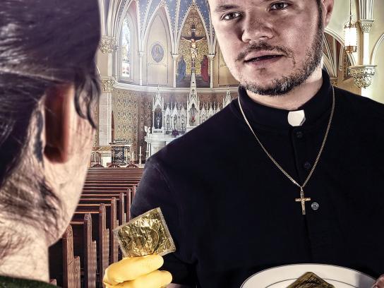Rubbermaid Print Ad -  Priest