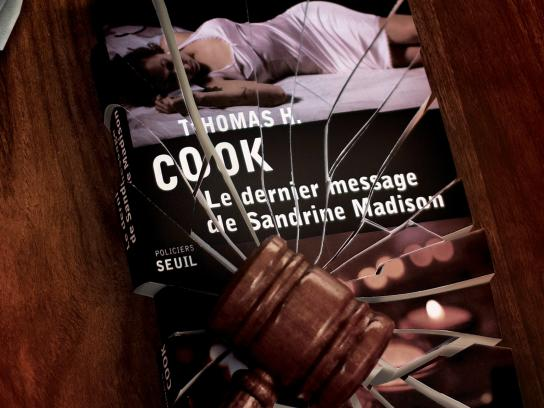 Seuil Print Ad -  Cook
