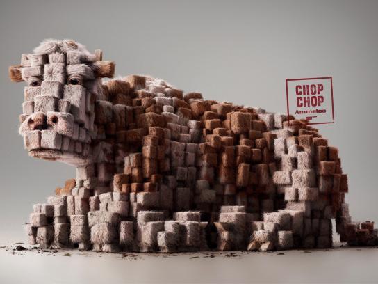Ammeloo Print Ad - Chop-Chop 2.0, Beef