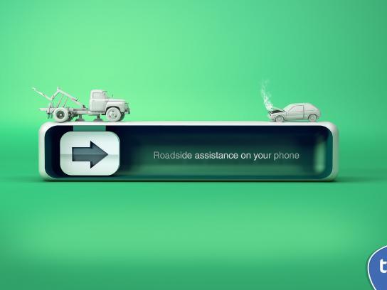 Tigo Print Ad -  Slide, 2