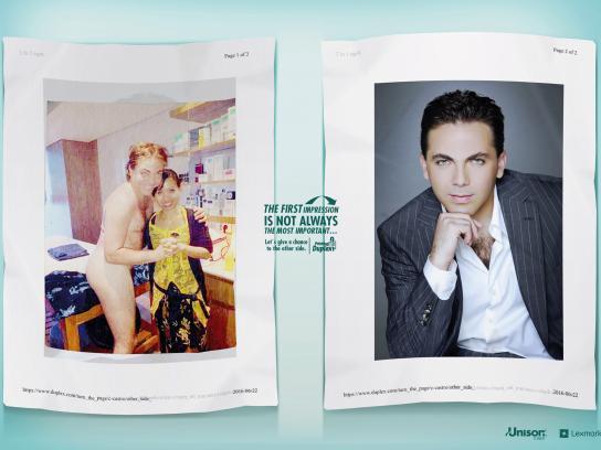 Lexmark Print Ad - Cristian Castro