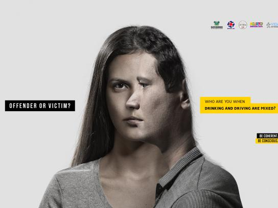 Detran-RN Print Ad - Cross Lives, 3