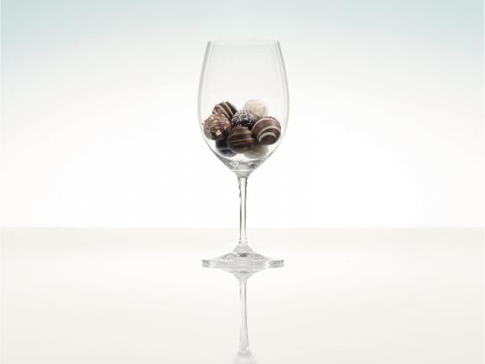 Crystal Light Print Ad -  Truffles