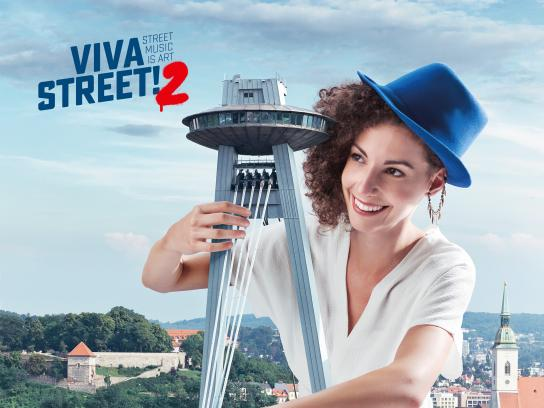 Slovenská sporiteľňa Print Ad - Viva Street, 1