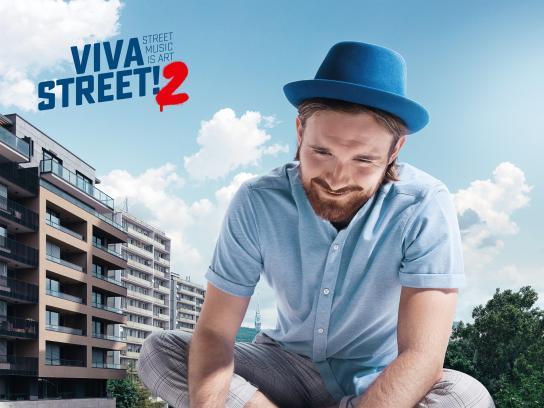 Slovenská sporiteľňa Print Ad - Viva Street, 2