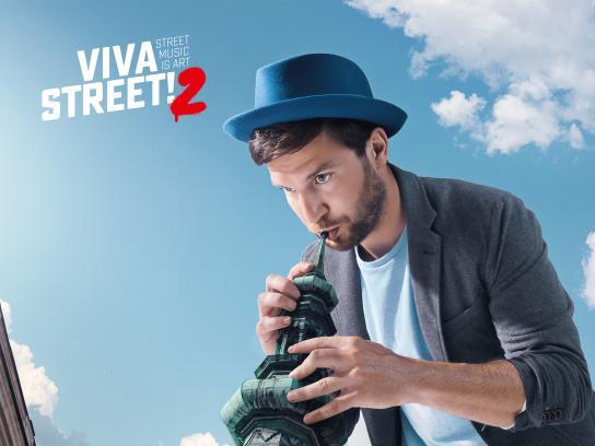 Slovenská sporiteľňa Print Ad - Viva Street, 3