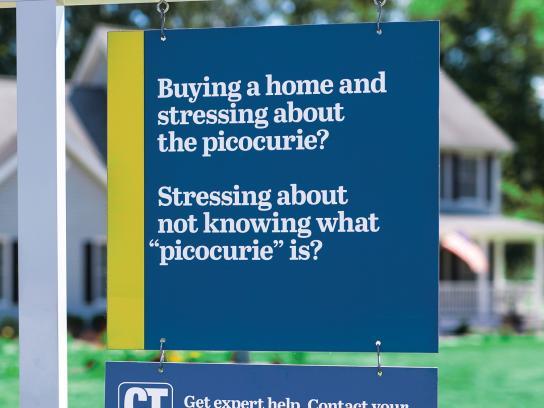 Connecticut Realtors Outdoor Ad -  Get expert help, 4