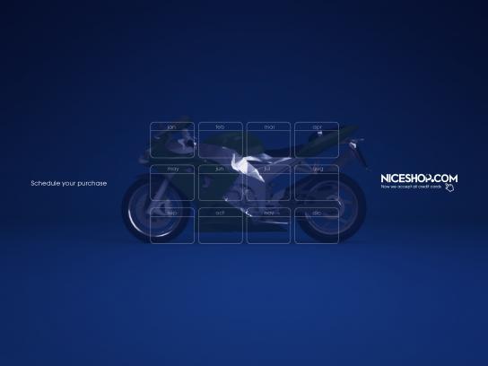 Niceshop Print Ad - Cycle