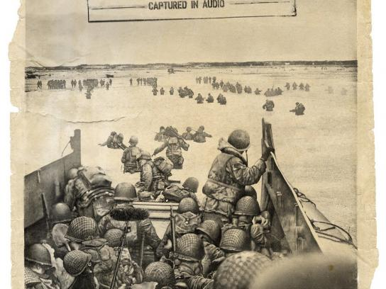 Penguin Outdoor Ad -  D-Day