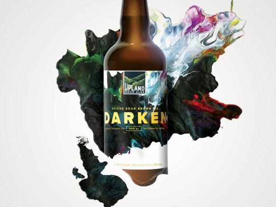 Upland Print Ad - Darken