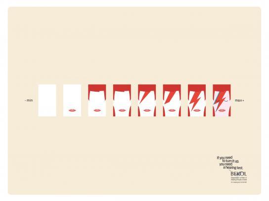 Bekol Print Ad -  David