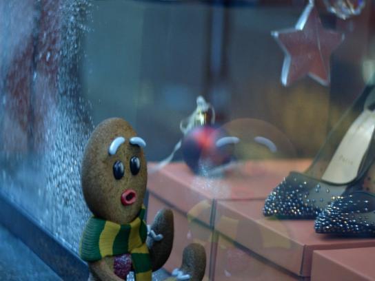 David Jones Film Ad - Now it Feels Like Christmas