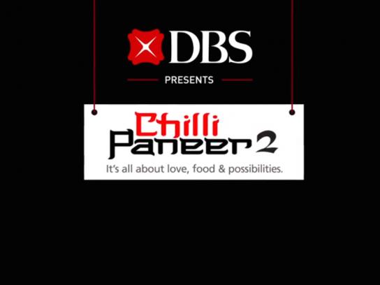 DBS Bank Digital Ad -  Chilli Paneer Season 2