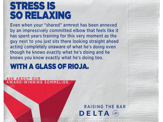 Delta Direct Ad - Raising the Bar - Stress
