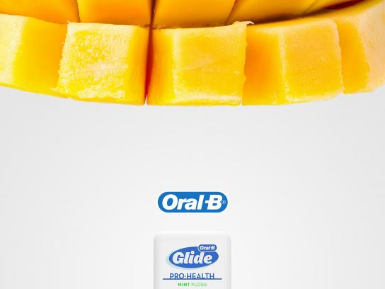 Oral-B Print Ad - Mango