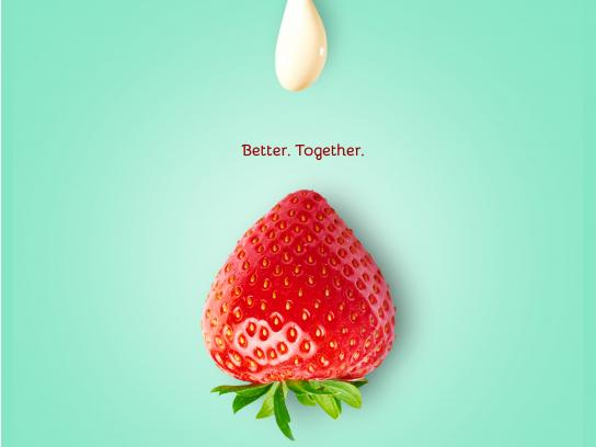 Control Print Ad - Better Together, 2
