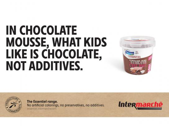 Intermarche Print Ad - The Taste of Colors, 3