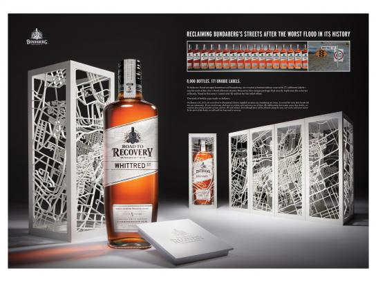 Bundaberg Direct Ad -  Bundy Bottle