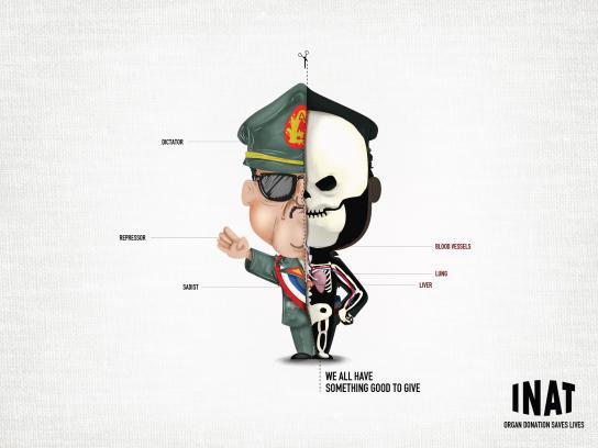 INAT Print Ad -  Dictator