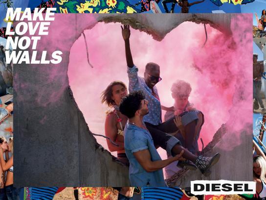 Diesel Print Ad - Wall, 3