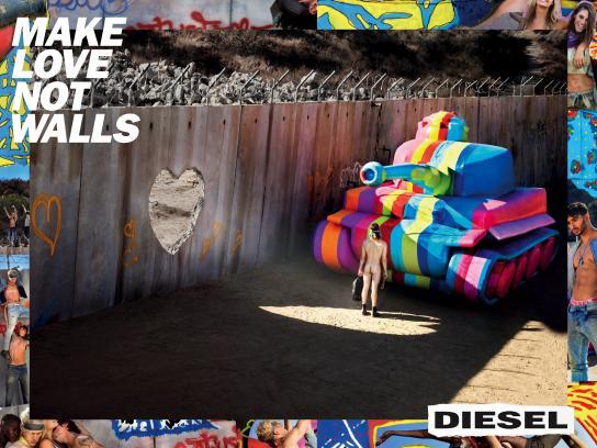 Diesel Print Ad - Wall, 2