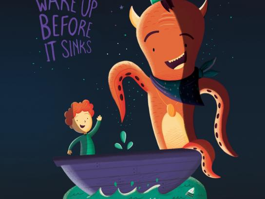 Dimpo Print Ad -  Sink