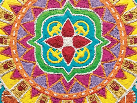 KIA Print Ad -  Diwali