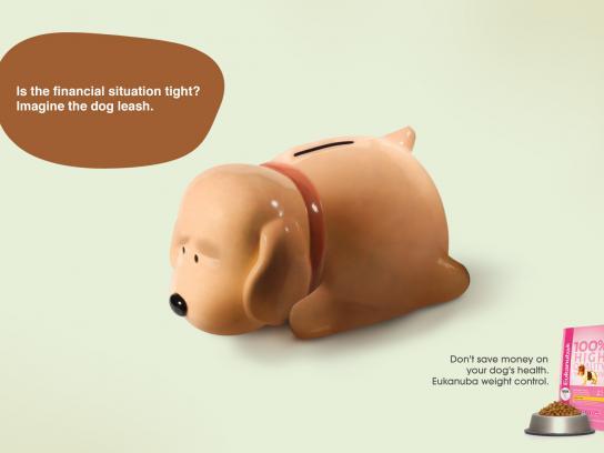 Eukanuba Print Ad -  Dog, 1