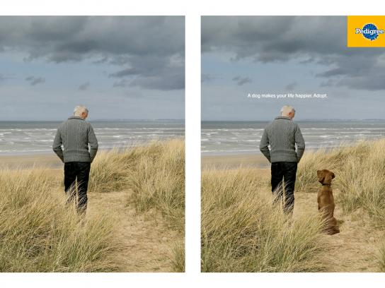 Pedigree Outdoor Ad -  Dog, 2