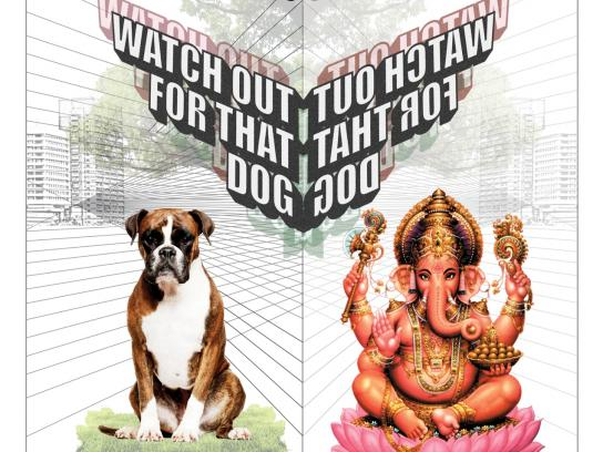 KIA Print Ad -  Backwards words, Dog - God