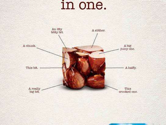 Dole Print Ad -  Nuts