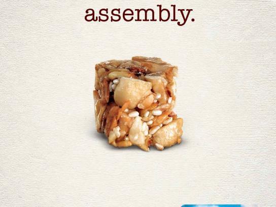 Dole Print Ad -  Assembly
