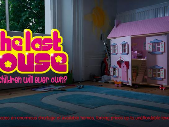Shelter Outdoor Ad -  Dolls House