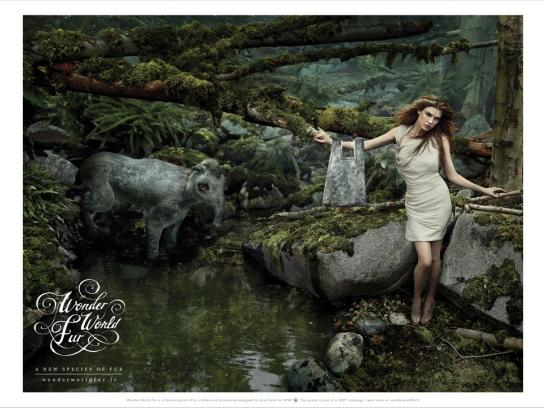 WWF Print Ad -  Dolyphan