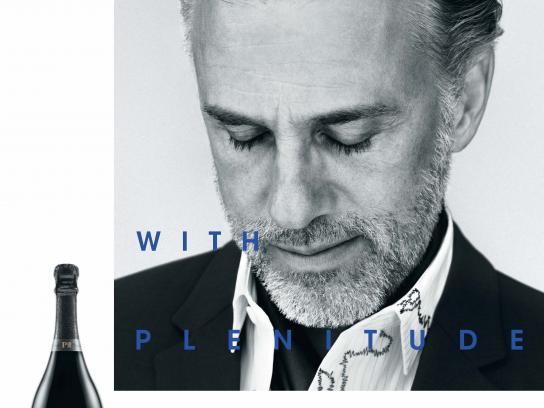 Dom Pérignon Print Ad - Touched with Plénitude, 3