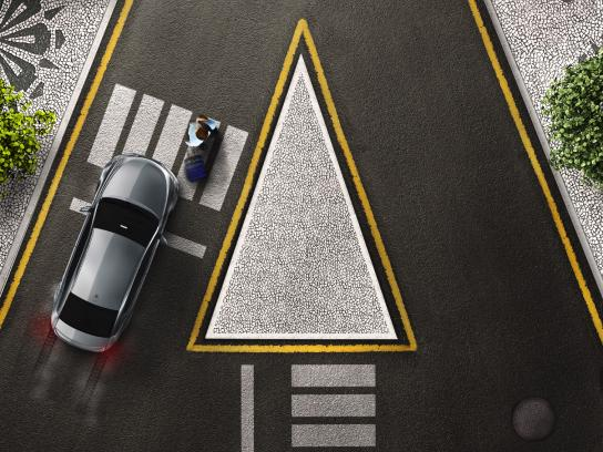 Acesso Outdoor Ad - Don't text and drive , 3