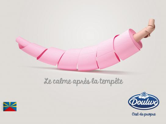 Doulux Print Ad - Spicy