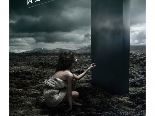 Kjær København Outdoor Ad -  Dawn of Woman, 1