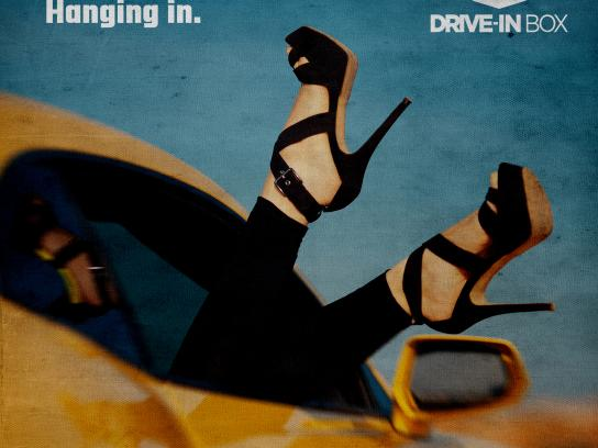 Drive-in Box Print Ad - Relationship