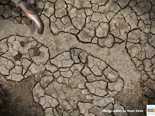 World Water Day Print Ad -  Boy, 1