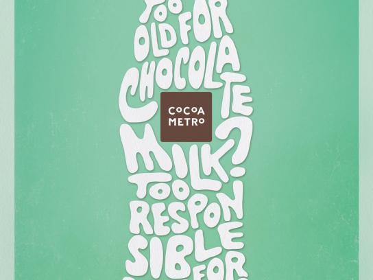 Cocoa Metro Print Ad -  Drugs
