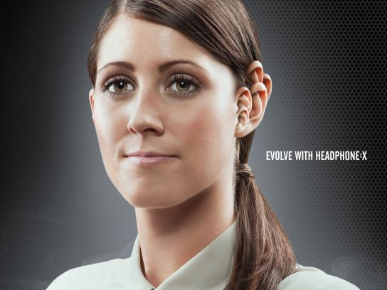 DTS Print Ad -  We're all ears, 2