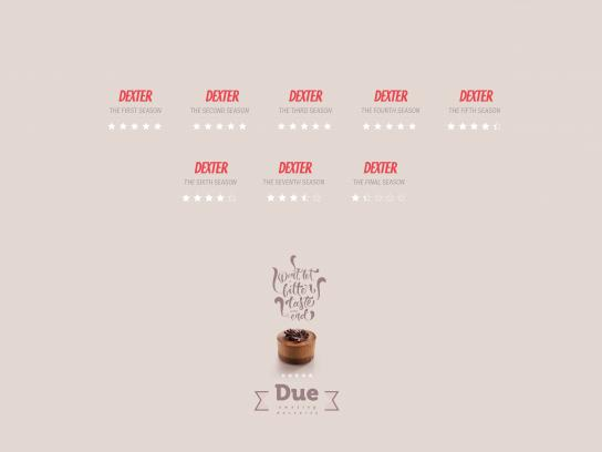 Due Print Ad - Dexter
